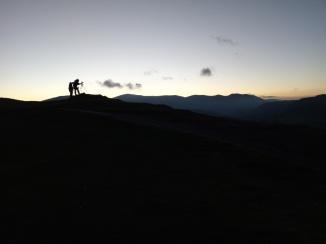 latrigg sunrise